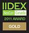 iidex neocon canada 2011 award gold
